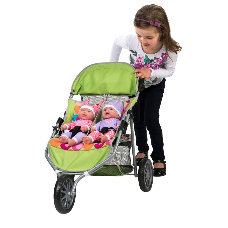Dimples Twin Jogger image-3