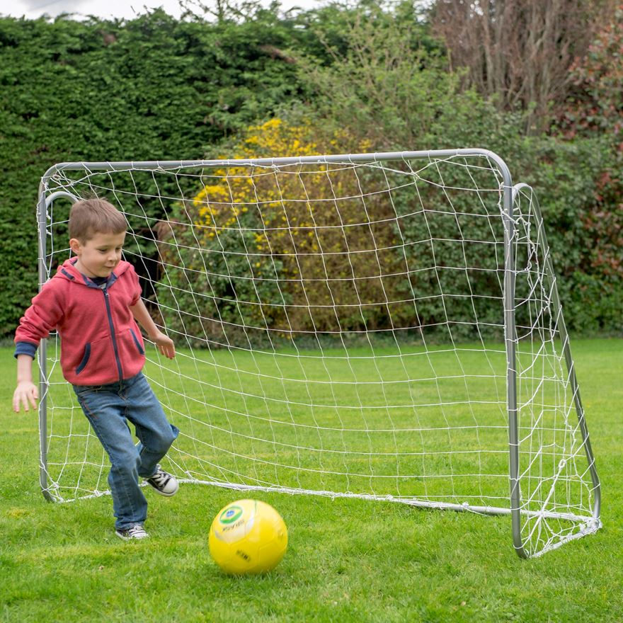 6 x 4ft Football Goal image-0