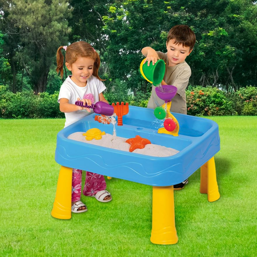 Deluxe Sand and Water Table image-0