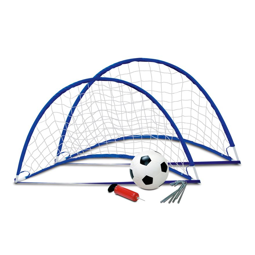 Flexi Football Goal Set image-0