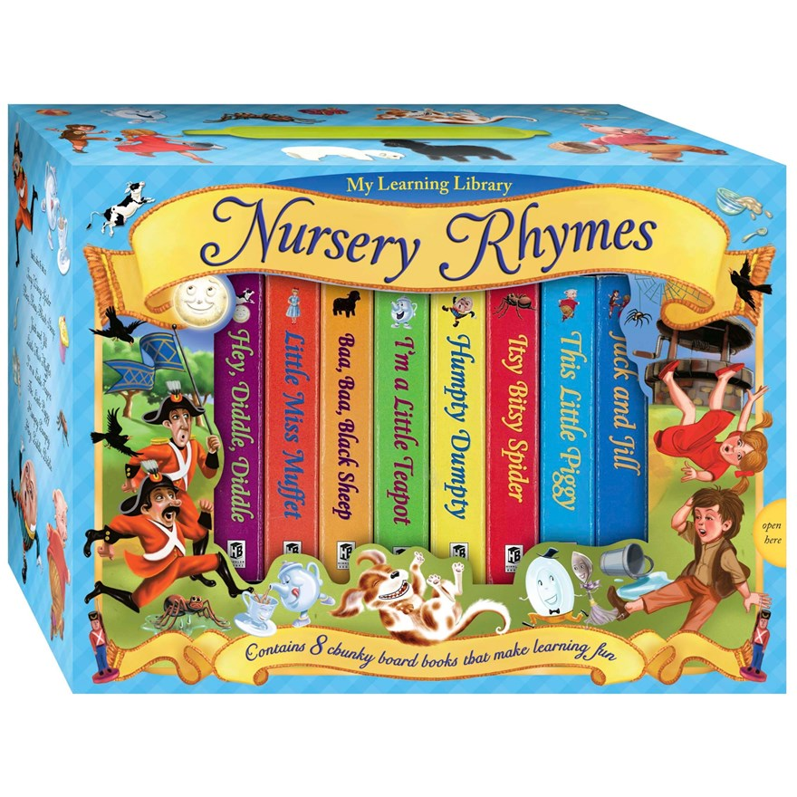 My Learning Library Nursery Rhymes
