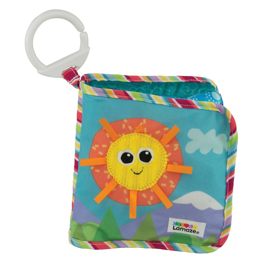 Lamaze Classic Discovery Book image-0