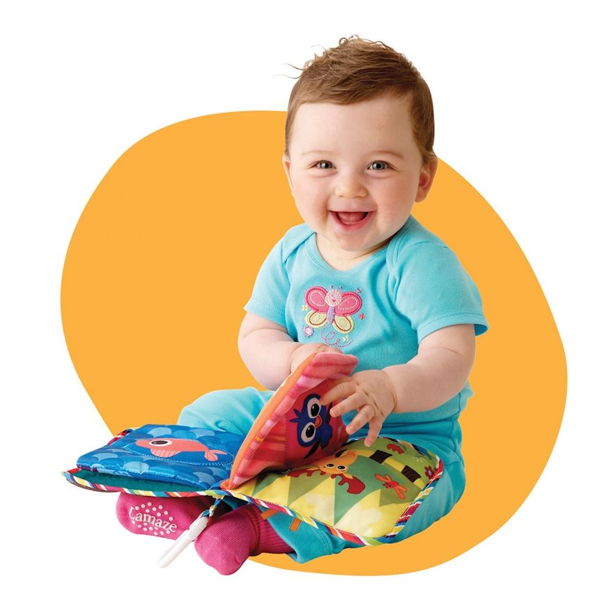Lamaze Classic Discovery Book image-1