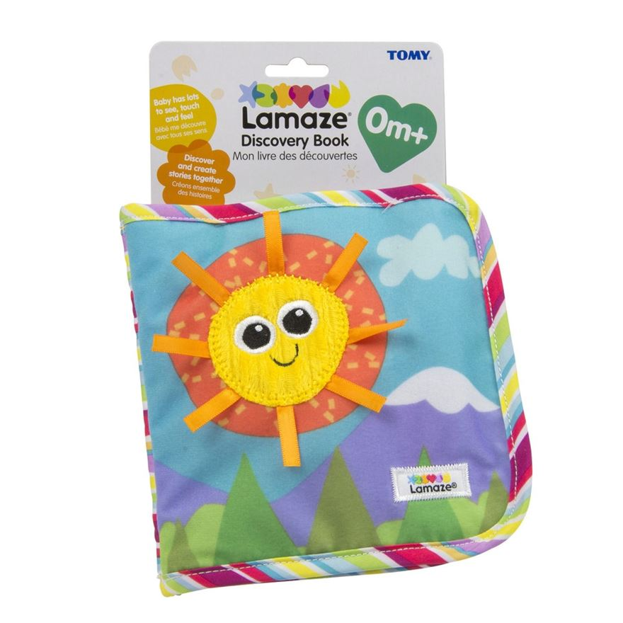 Lamaze Classic Discovery Book image-4