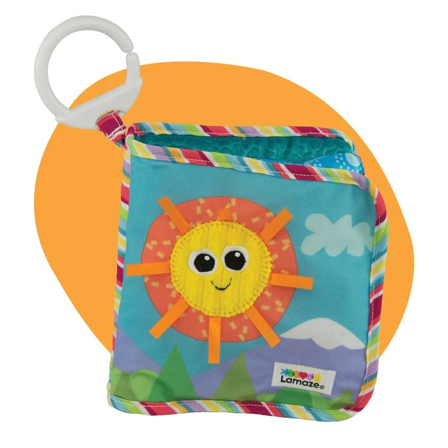 Lamaze Classic Discovery Book image-5