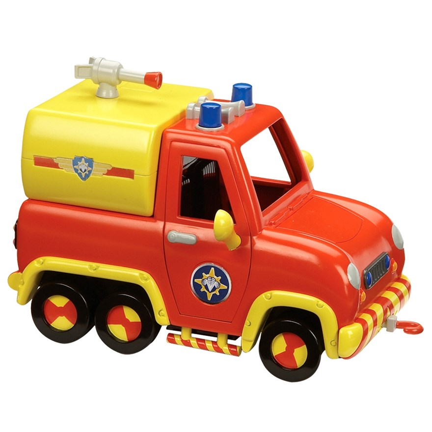 Fireman Sam Vehicle and Accessory Set image-1