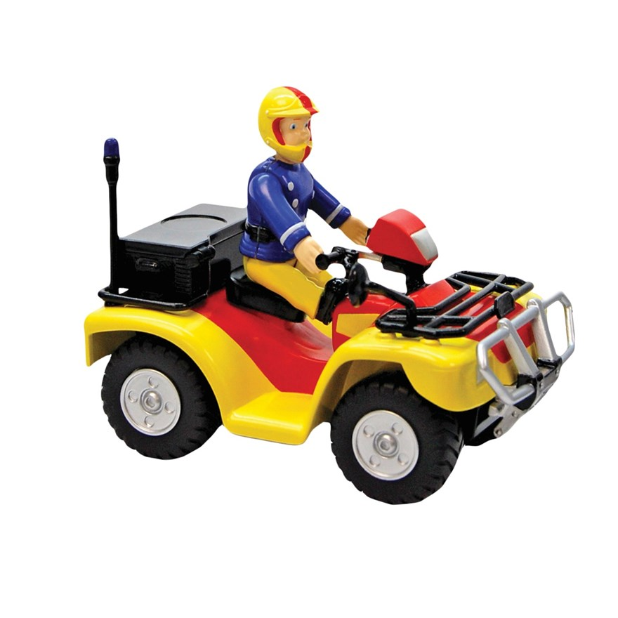 Fireman Sam Vehicle and Accessory Set image-4