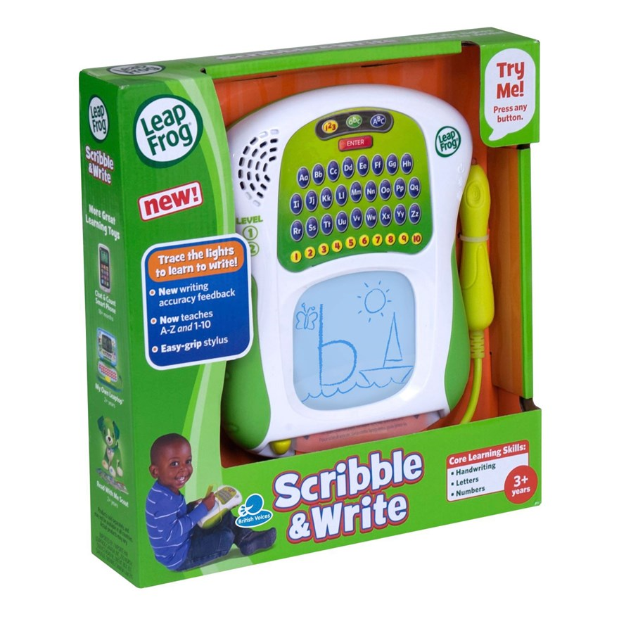 LeapFrog Scout Scribble and Write image-3