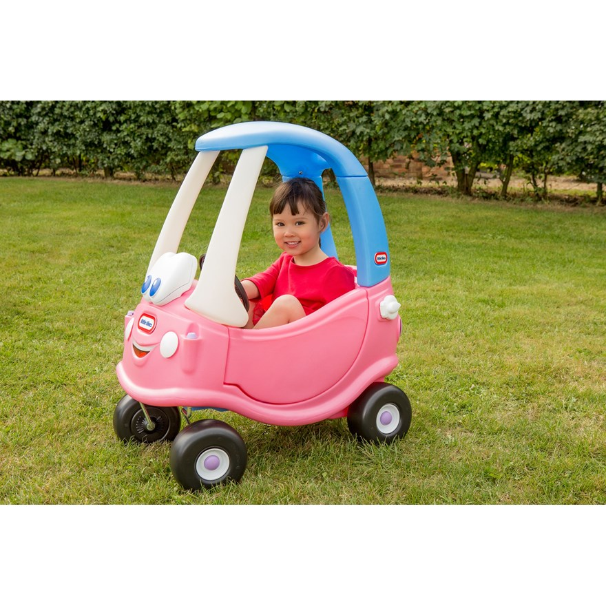 Little Tikes Princess Cozy Coupe Car image-1