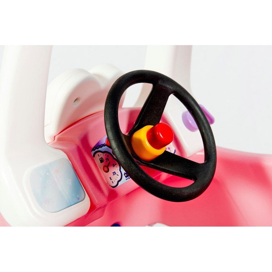 Little Tikes Princess Cozy Coupe Car image-2