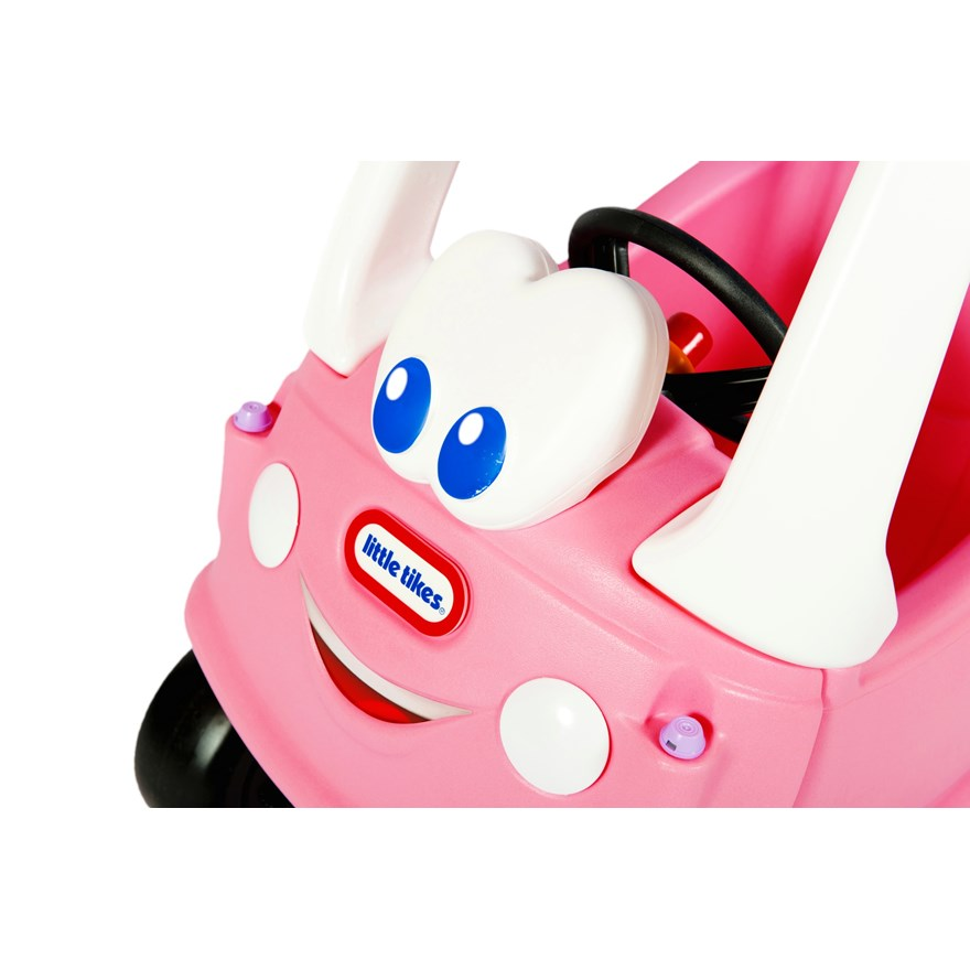 Little Tikes Princess Cozy Coupe Car image-3