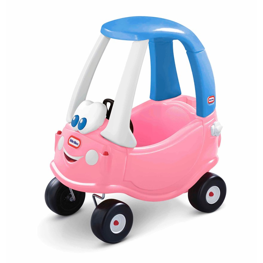 Little Tikes Princess Cozy Coupe Car image-4