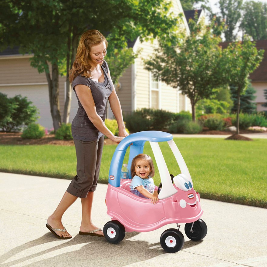 Little Tikes Princess Cozy Coupe Car image-6