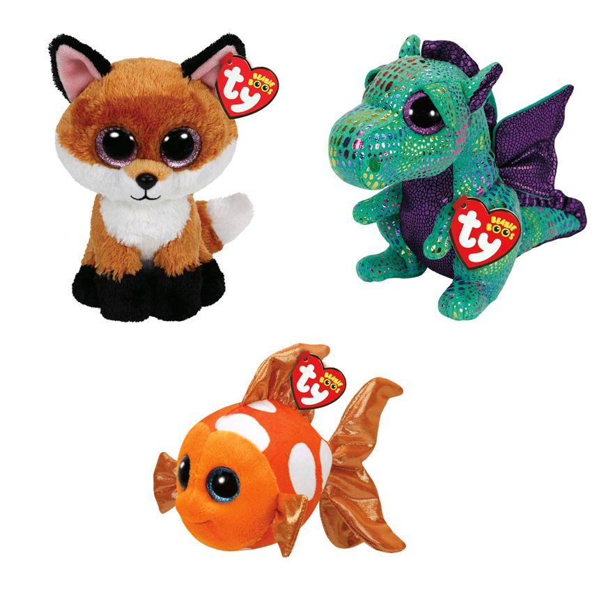 Beanie Boo Assortment 15Hcm image-0