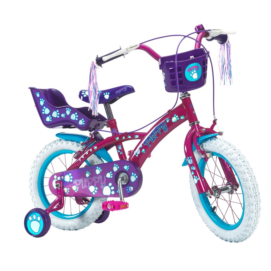 Bike 14 Inch Pony Inch Puppy Bike image
