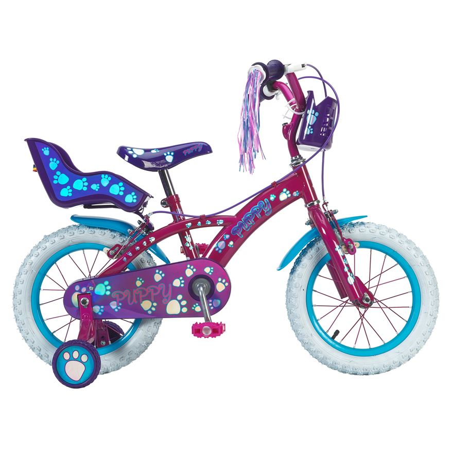 14'' Puppy Bike image-2