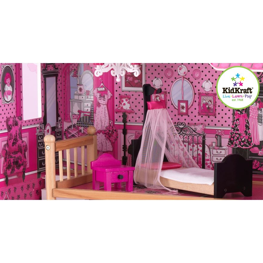 Amelia DollHouse with Furniture image-4