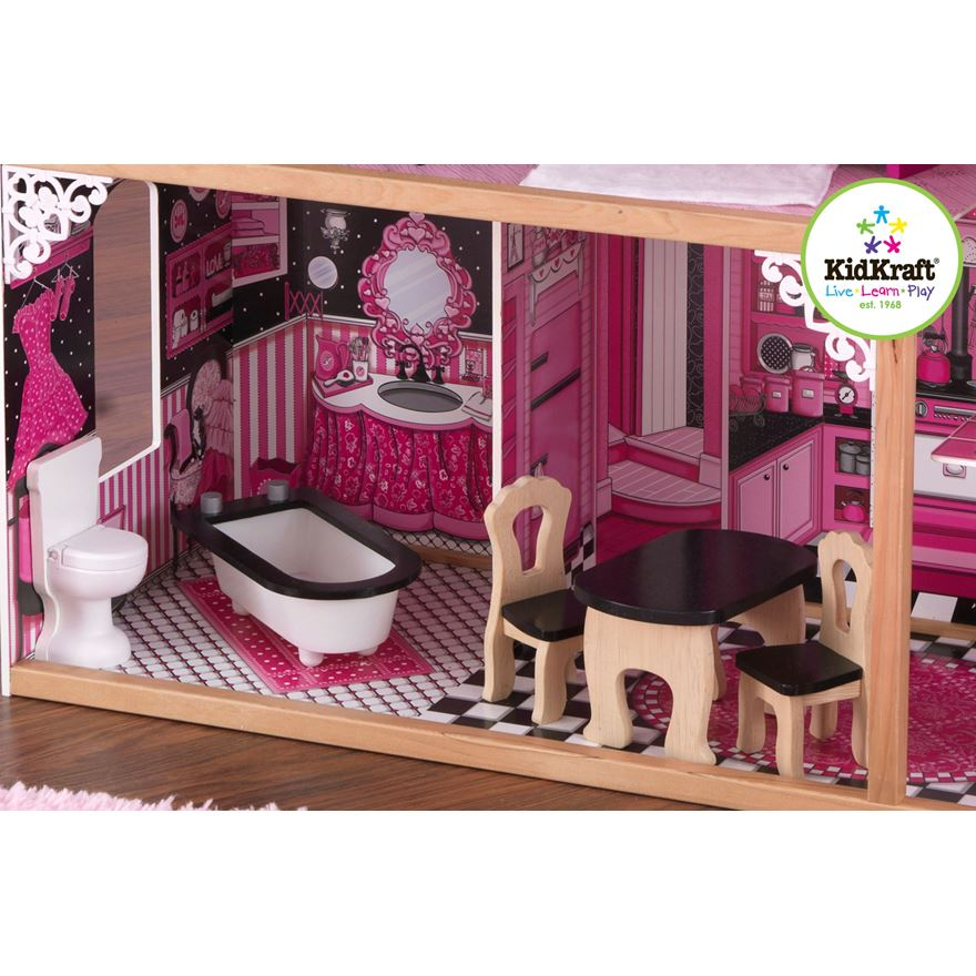 Amelia DollHouse with Furniture image-5