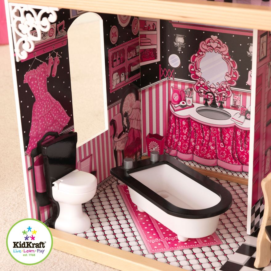 Amelia DollHouse with Furniture image-6