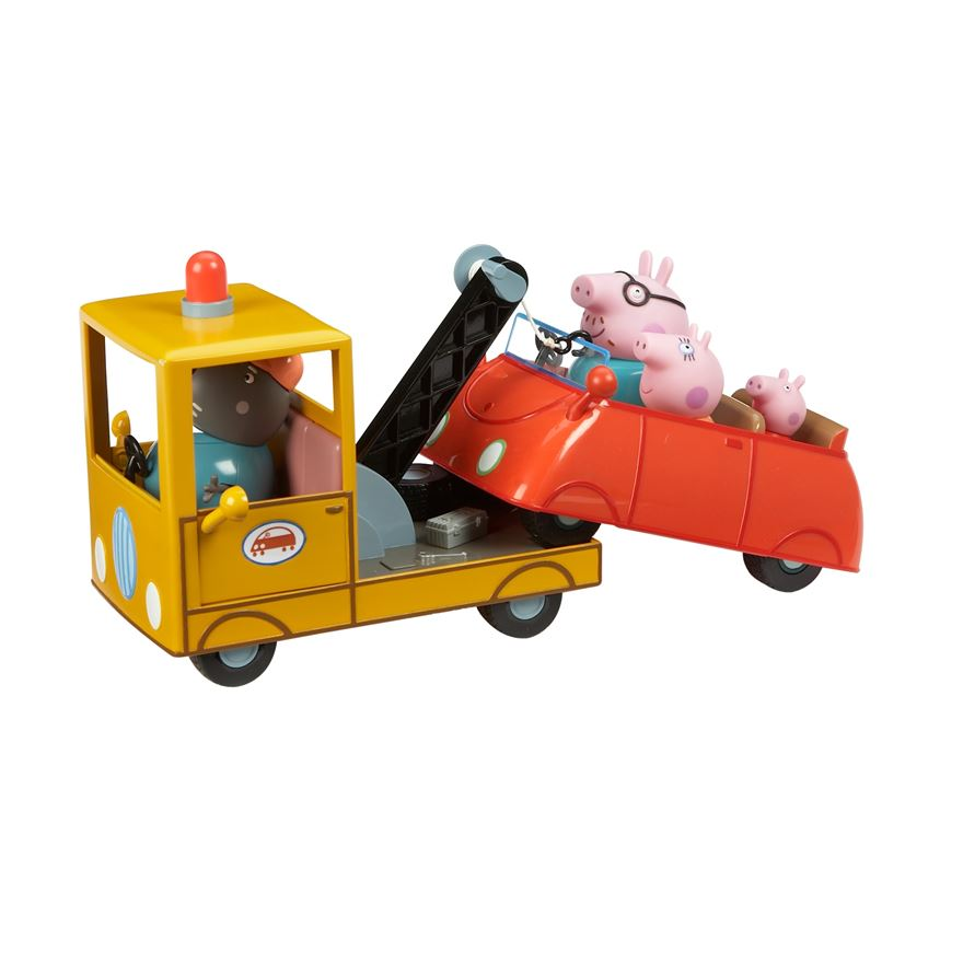 Peppa Pig Grandad Dog's Recovery Set image-0