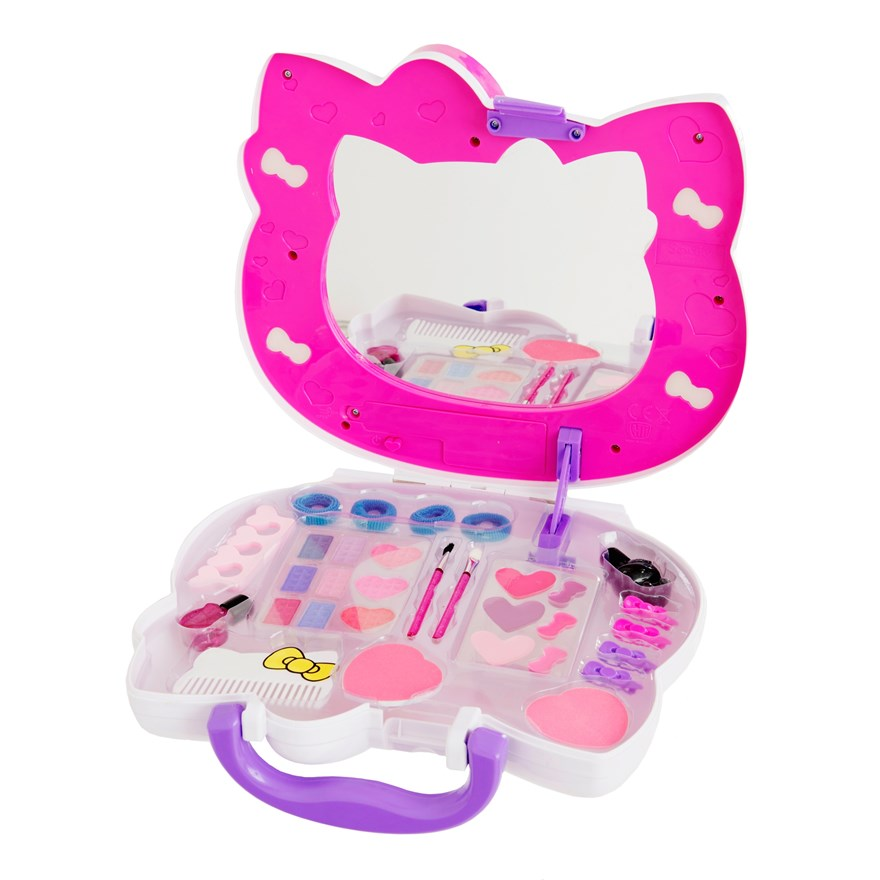 Hello Kitty Cosmetic Case image-0