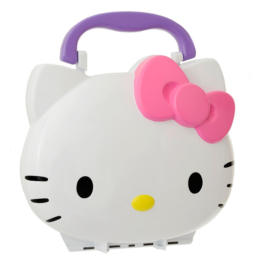 Hello Kitty Cosmetic Case image-1