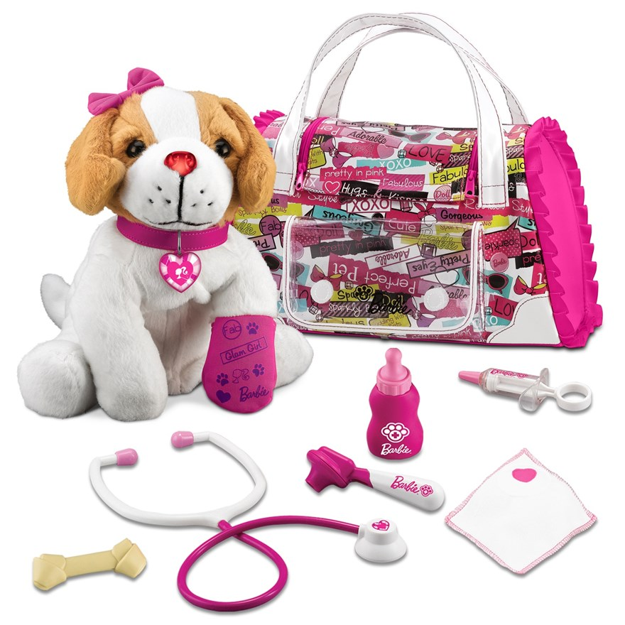 Barbie Hug 'n' Heal Pet Doctor image-0