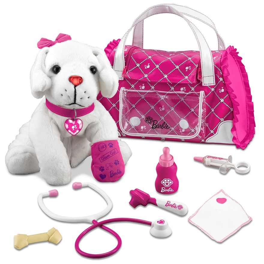 Barbie Hug 'n' Heal Pet Doctor image-3