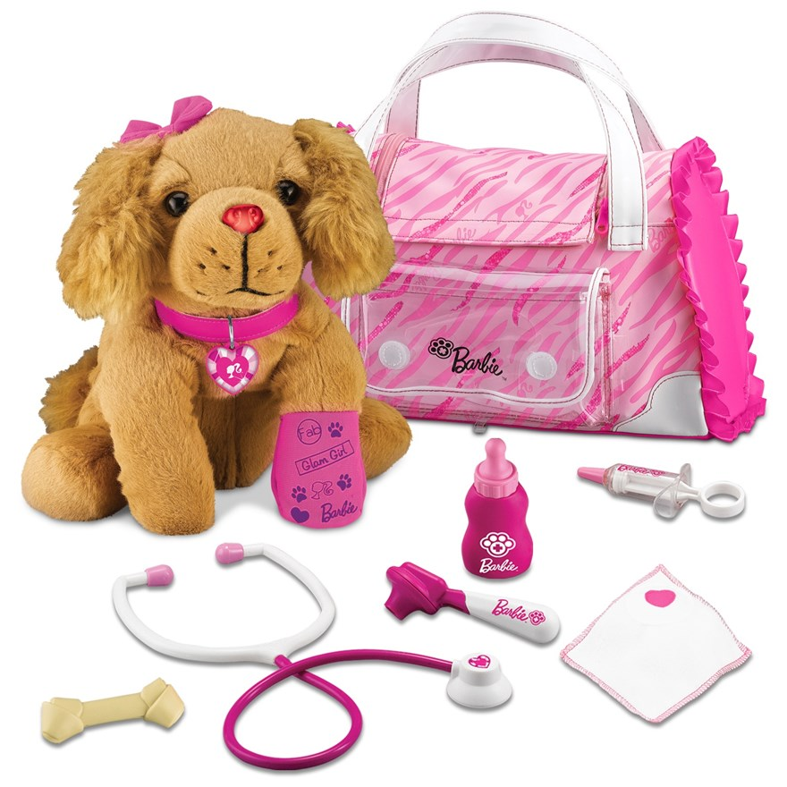 Barbie Hug 'n' Heal Pet Doctor image-6