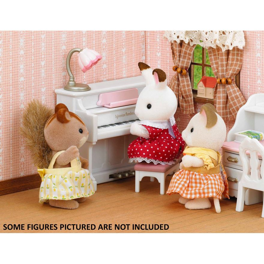 Sylvanian Girls Bedroom Set image-1