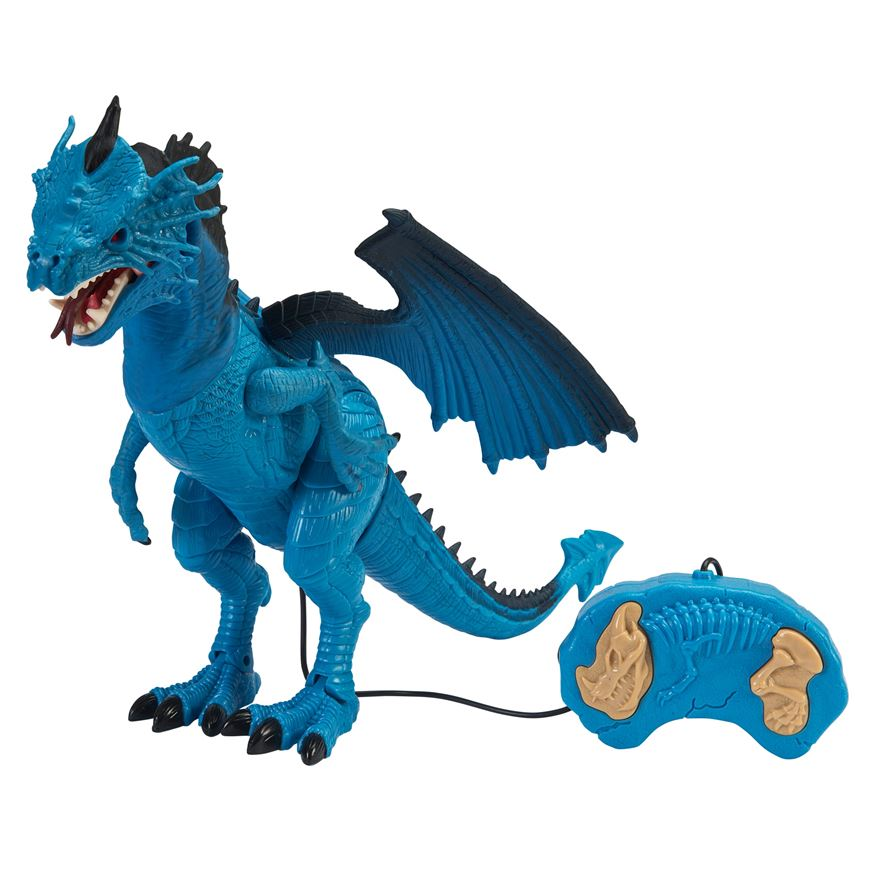 Remote Controlled Mighty Megasaur Dragon  - Assortment image-0