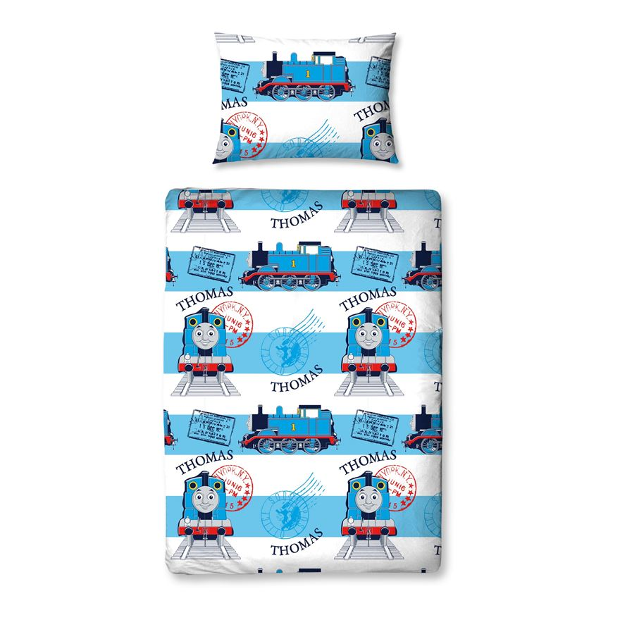 4 Piece Junior Bedding Bundle Thomas & Friends