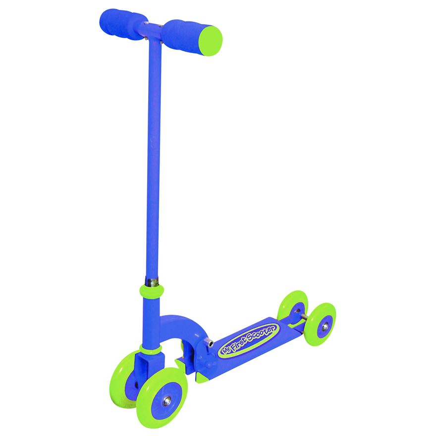 My First Scooter Blue image-0