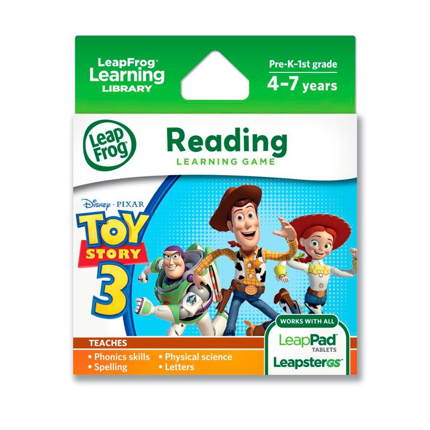 LeapFrog Explorer Toy Story3 Game