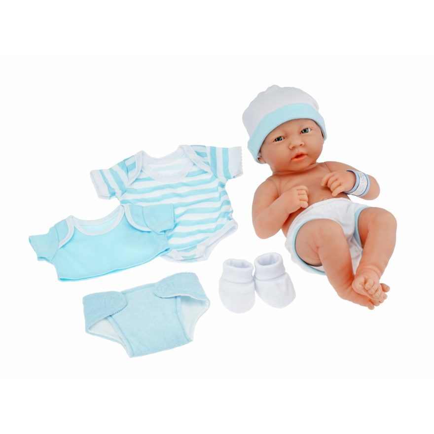 La Newborn Gift Set Boy image-2