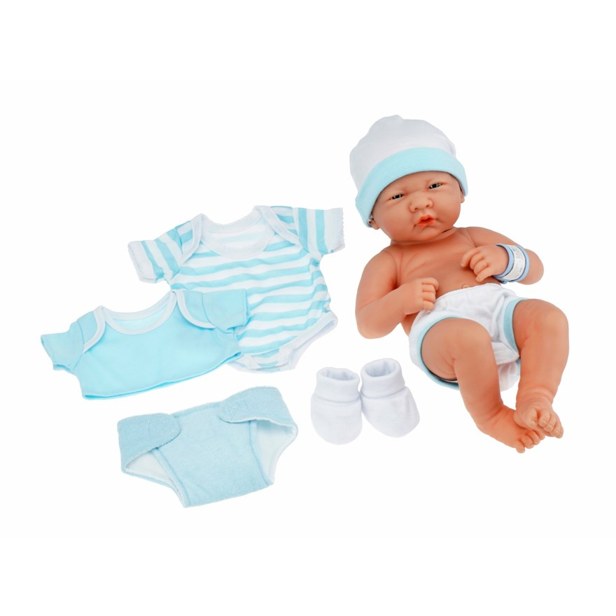 La Newborn Gift Set Boy image-3