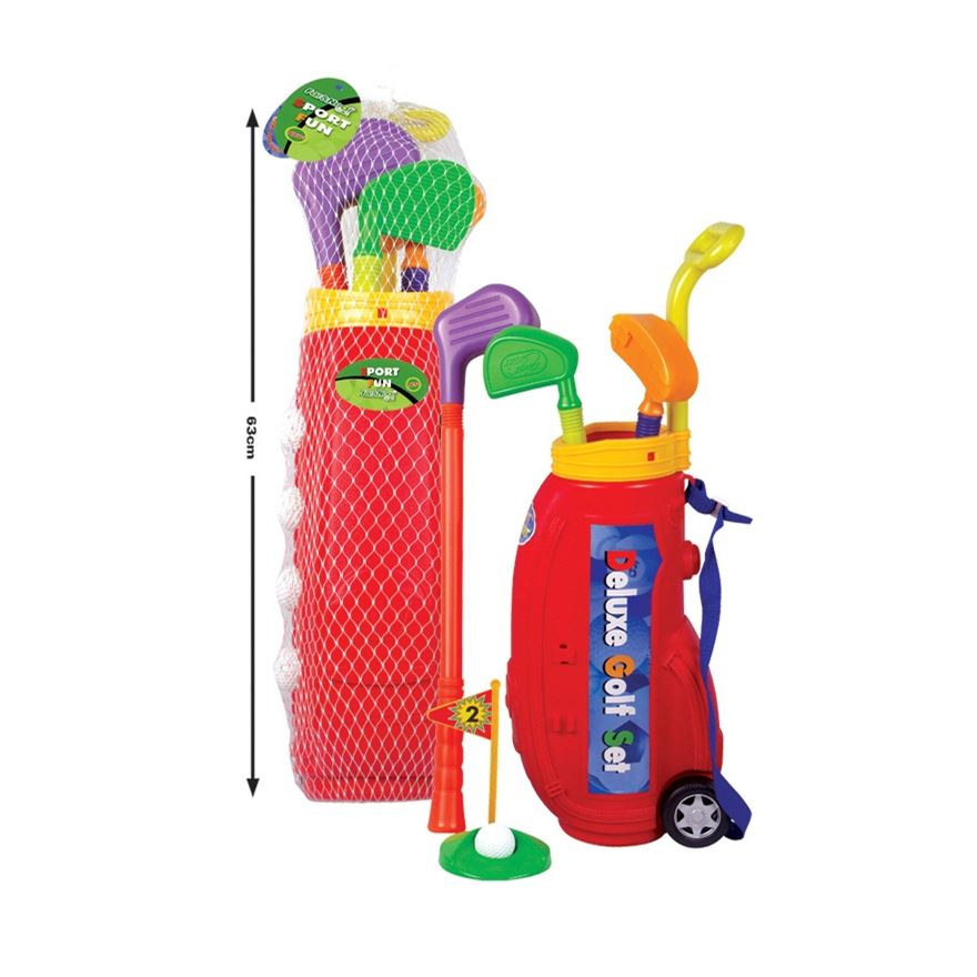 Deluxe Golf Set image-0