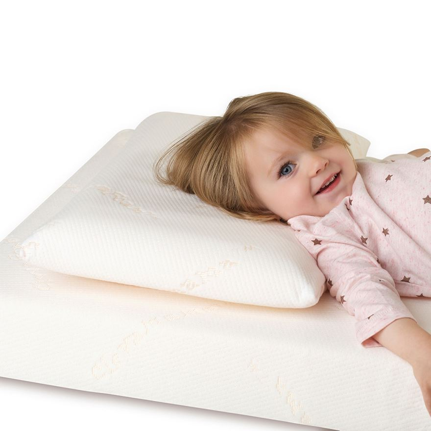 Clevamama ClevaFoam Toddler Pillow image-0