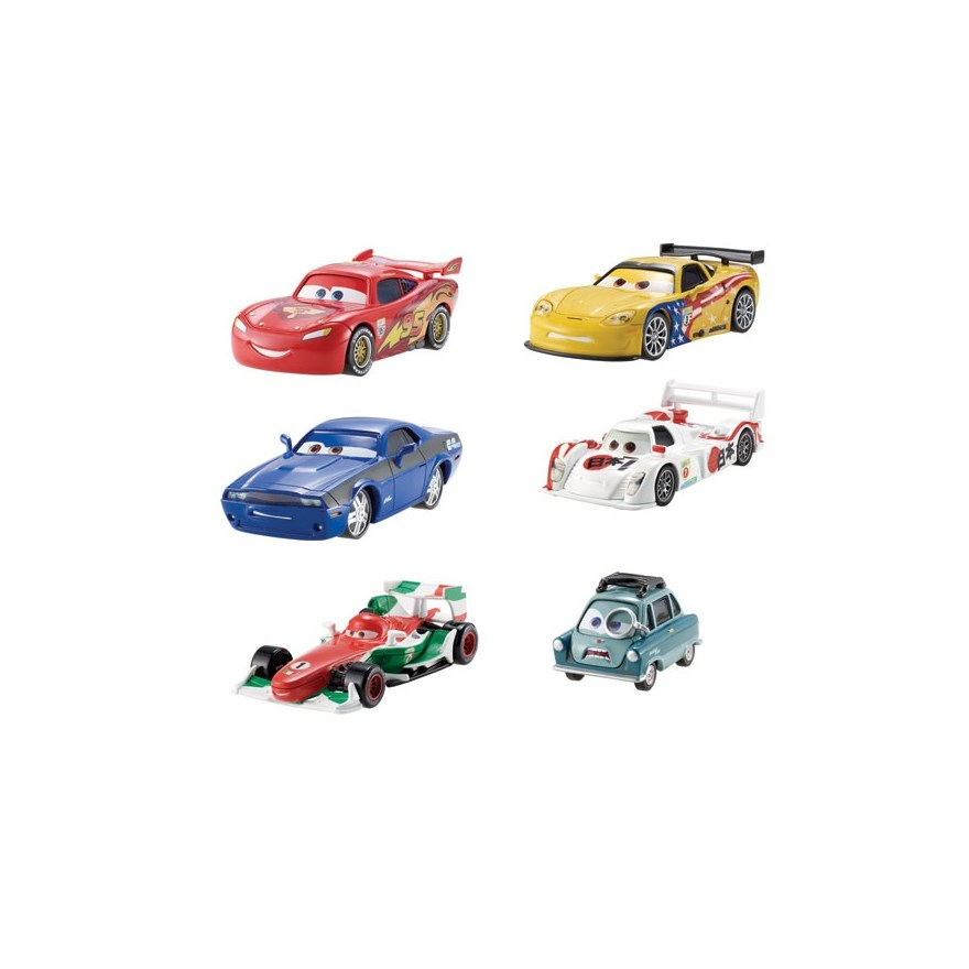 Disney Diecast Character Cars Assortment image-0