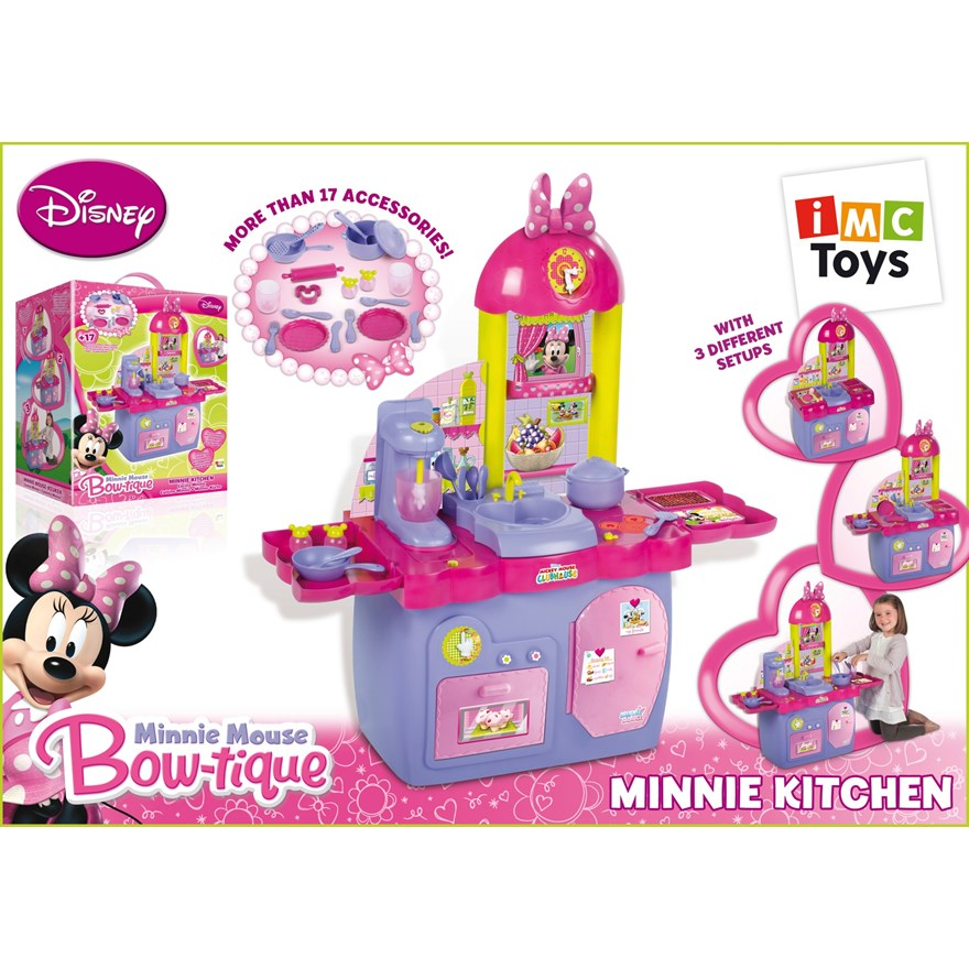Disney Minnie Mouse Kitchen image-4