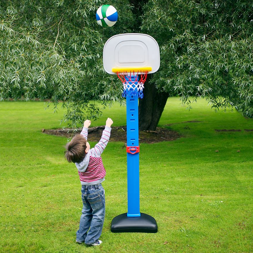 Adjustable Basketball Stand