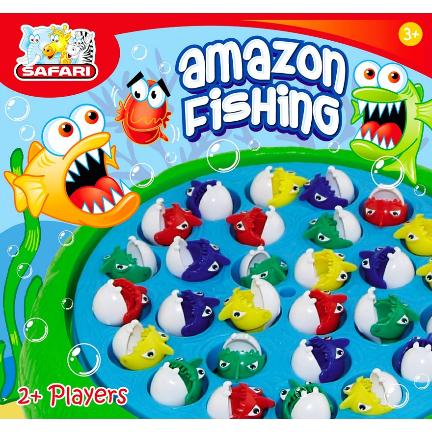 Amazon Fishing Game