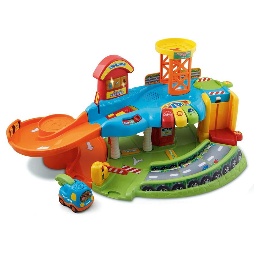 VTech Toot-Toot Drivers Garage image-1