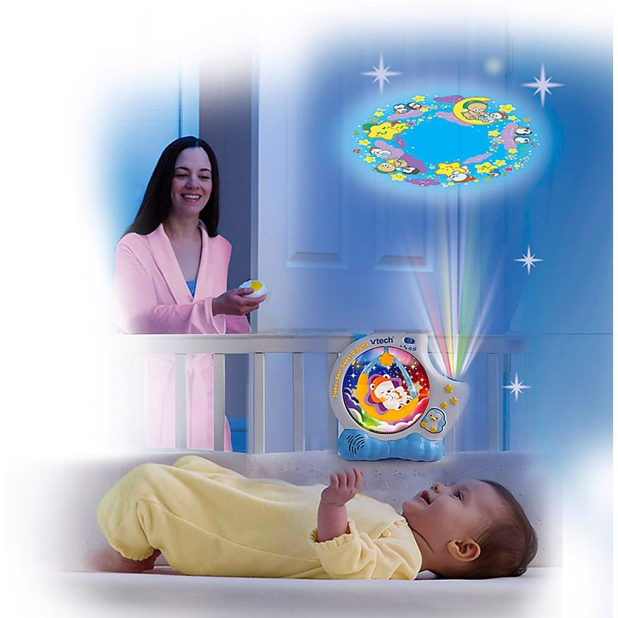 VTech Sleepy Bear Sweet Dreams image-0