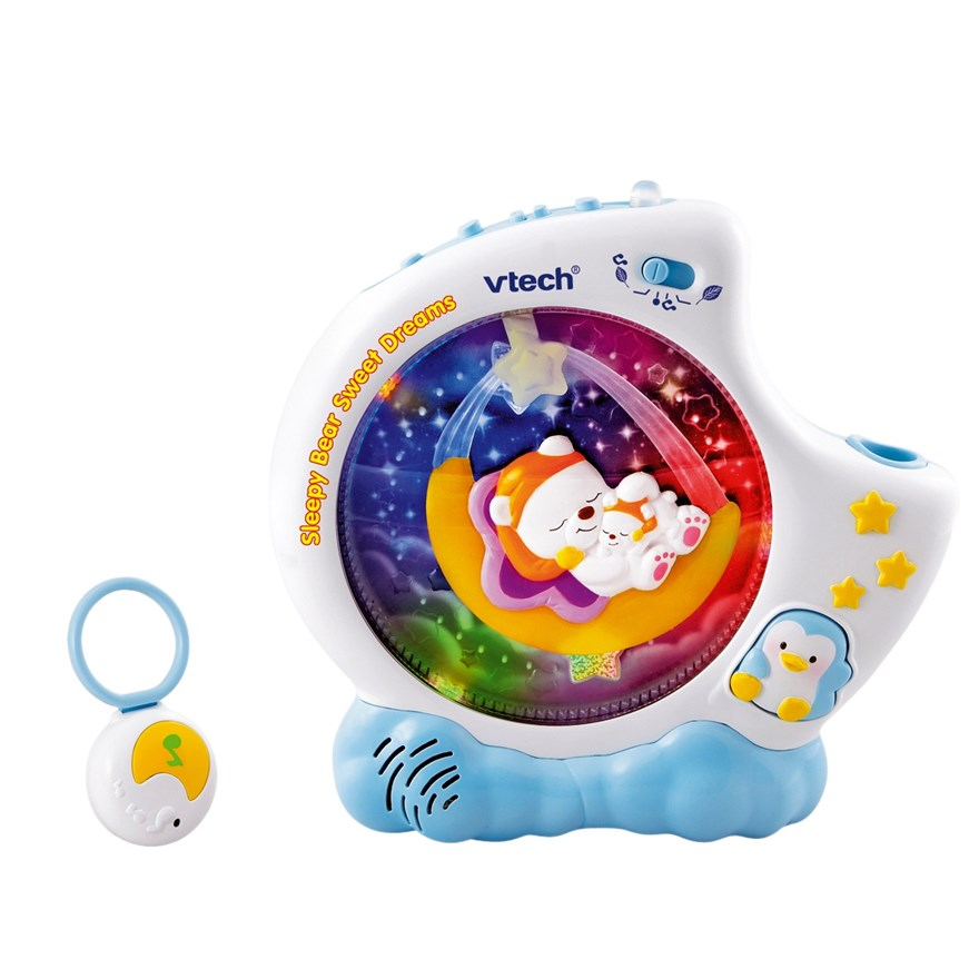 VTech Sleepy Bear Sweet Dreams image-1