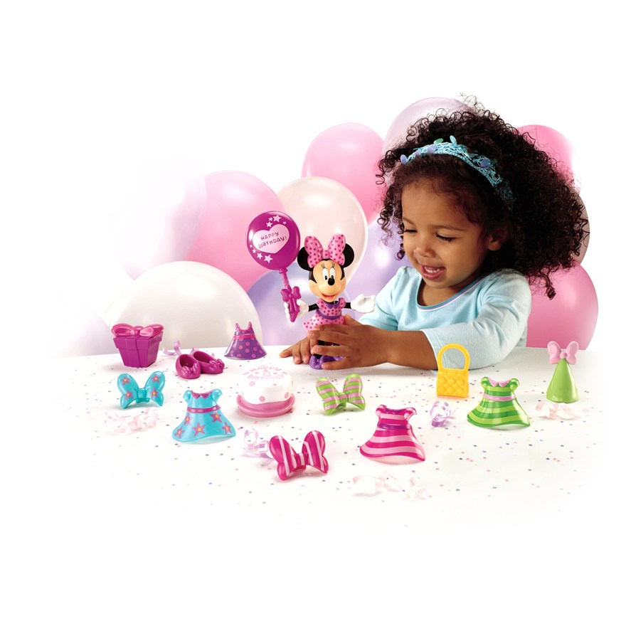 Disney Minnie Mouse Birthday Bowtique