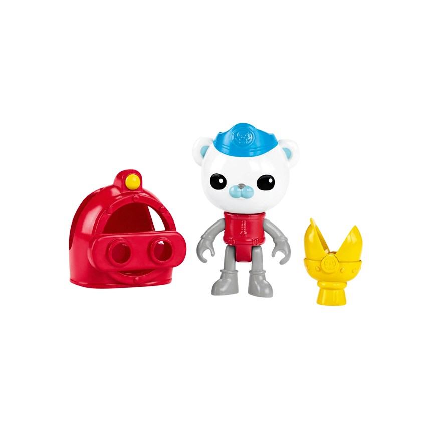 Octonauts Figure and Rescue Set image-0