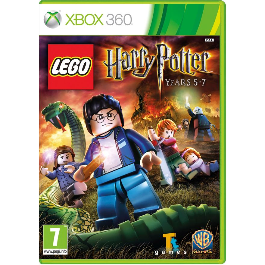 LEGO Harry Potter 2 Years 5-7 X360