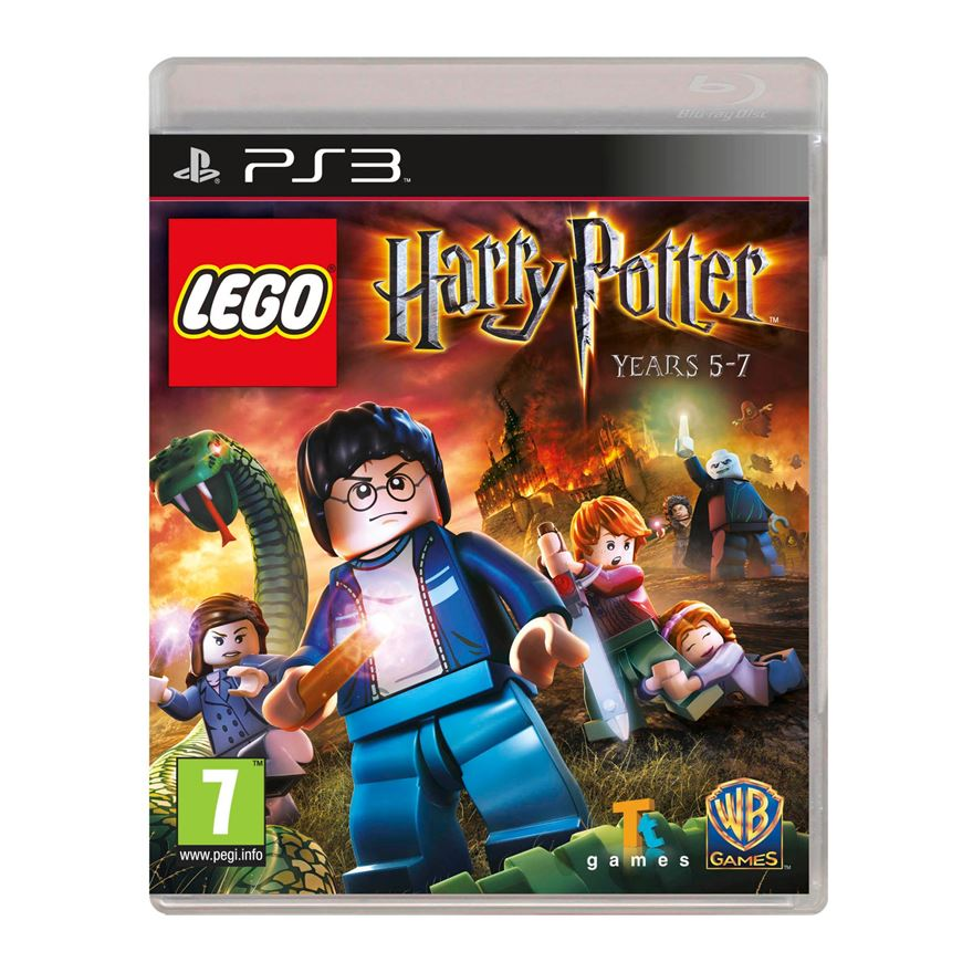 LEGO Harry Potter 2 Years 5-7 PS3