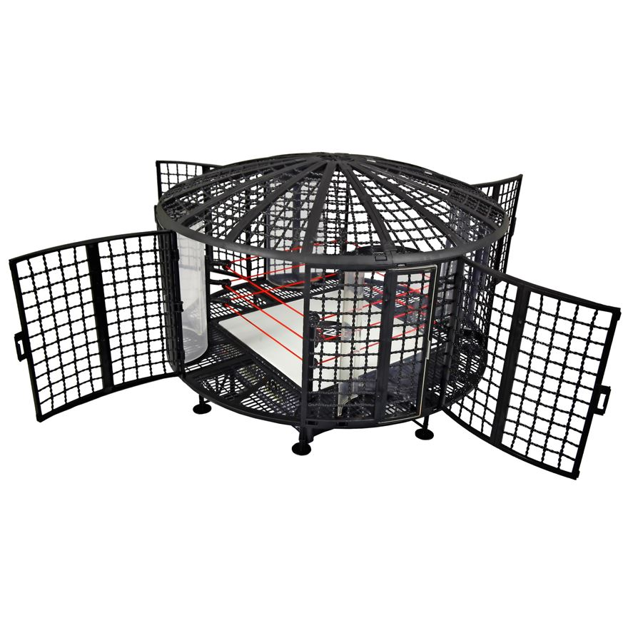 WWE Elimination Wrestling Chamber image-3